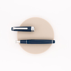 Sailor Professional Gear Slim Penna Stilografica Midnight Sky Edizione Speciale