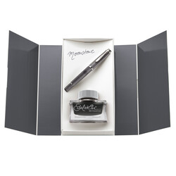 Pelikan M205 Set Fountain Pen & Ink Moonstone 2020 Special Edition