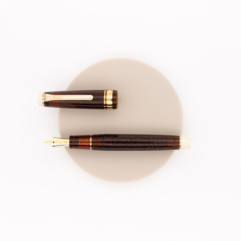 Sailor Professional Gear Fountain Pen Black Velvet Limited Edition