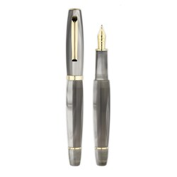 Scribo Feel Fountain Pen Grigio Giorno Limited Edition