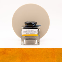 Scribo Giallo Cannella Ink Bottle 90 ml