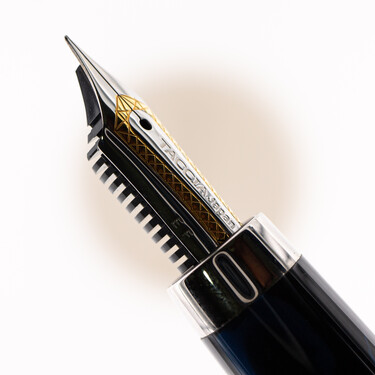 Taccia Covenant Fountain Pen Parchment Swirl