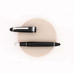 Sailor 1911 Large Fountain Pen Black & Rhodium
