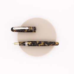 Taccia Spectrum Fountain Pen Amber