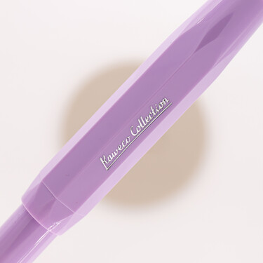 Kaweco Sport Collection Fountain Pen Light Lavender 2021 Limited Edition