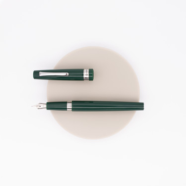 Montegrappa Armonia Fountain Pen British Green
