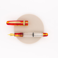 Stipula Etruria Rainbow Fountain Pen Prisma di Magma Limited Edition