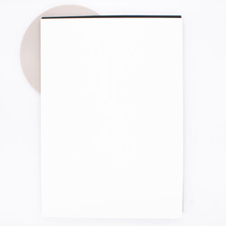 Tomoe River Paper Pad A4 White 52g Blank