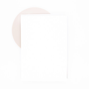 Tomoe River Paper Pad A5 Cream 52g Blank