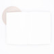Tomoe River Notebook A6 White 52g Grid