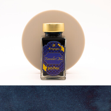 Montegrappa Harry Potter Revenclaw Blue Ink Bottle 50 ml