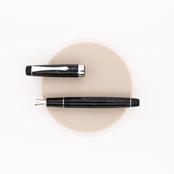 Pilot Custom Heritage SE Fountain Pen Marble Black