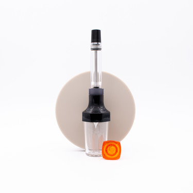 Twsbi Vac20A Ink Bottle Orange 20ml