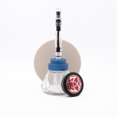 Twsbi Diamond 50 Ink Bottle Blue 50ml
