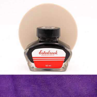 Esterbrook Shimmer Lilac Inchiostro 50 ml