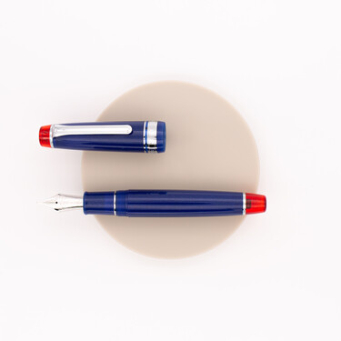 Sailor Professional Gear King of Pen Fountain Pen Sunset Over the Ocean Special Edition