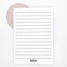 Yamamoto Cosmo Note Notebook A5 Blank