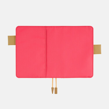 Hobonichi Techo Planner A6 Caramel Pink Set Cover + 2022 Diary