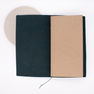 Traveler's Notebook Regular Size Blu