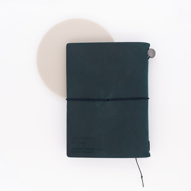 Traveler's Notebook Passport Size Blu