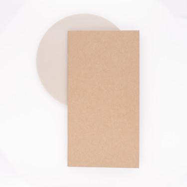 Traveler's Notebook Refill 003 Regular Size Blank Notebook