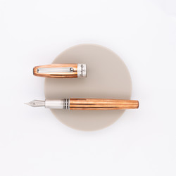 Montegrappa Mule Fountain Pen Copper