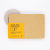 Traveler's Company Spiral Ring Notebook B6 Window Envelope