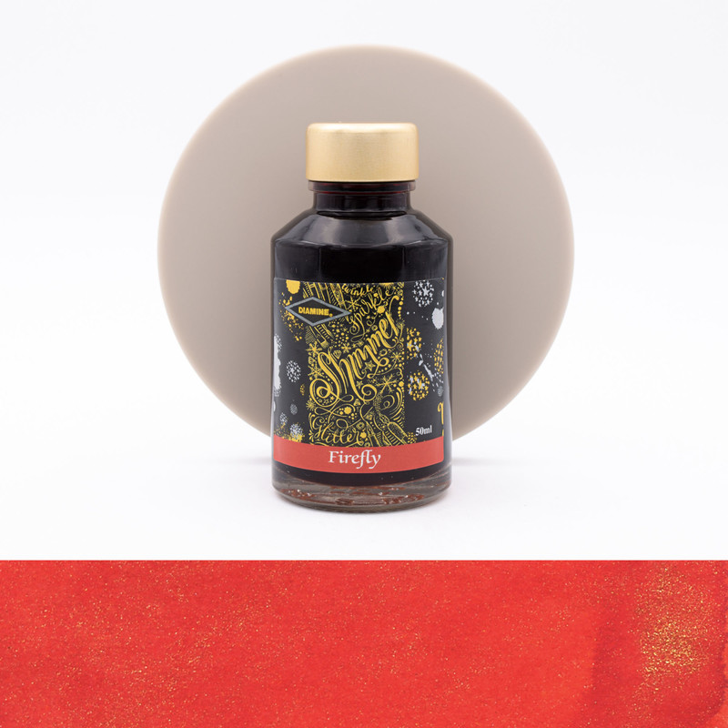 Diamine Shimmering Firefly Inchiostro 50 ml