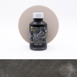 Diamine Shimmering Night Sky Inchiostro 50 ml