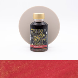 Diamine Shimmering Red Lustre Inchiostro 50 ml