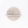 Faber Castell Neo Slim Rollerball Pen Stainless Steel Polished