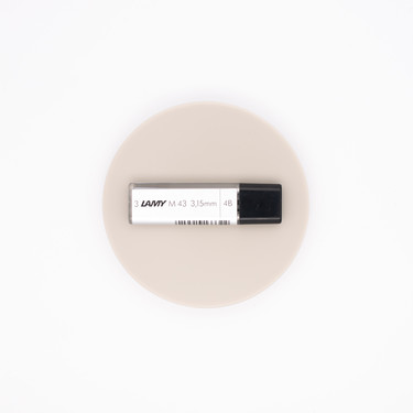 Lamy M43 Pencil Lead 3.15 mm 4B