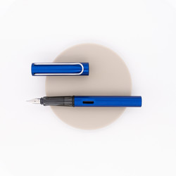 Lamy AL-star Fountain Pen Oceanblue