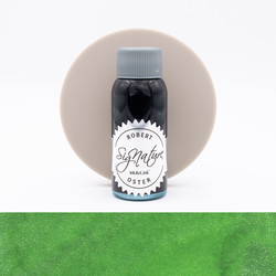 Robert Oster Shake 'N' Shimmy Envy Inchiostro 50 ml