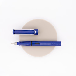 Lamy Safari Fountain Pen Blue