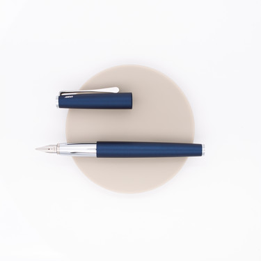 Lamy Studio Fountain Pen Imperialblue