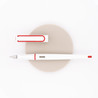 Lamy Joy Calligraphy Set White+Red 2019 Special Edition
