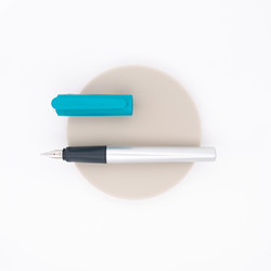 Lamy Nexx Fountain Pen Smaragd Special Edition