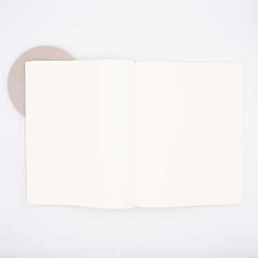 Md Paper Notebook A4 Blank