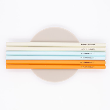 Md Paper Colored Pencil 6 pcs Set