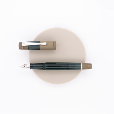 Opus 88 Koloro Fountain Pen Beige Teal