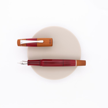 Opus 88 Koloro Fountain Pen Red