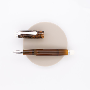 Opus 88 Omar Fountain Pen Brown