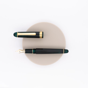 Platinum 3776 Century Penna Stilografica Laurel Green