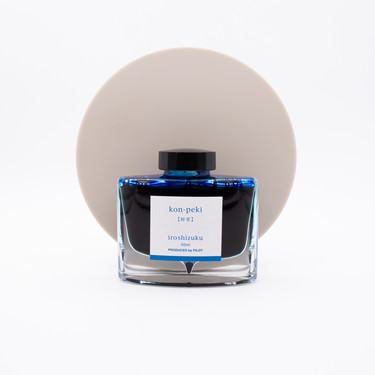 Pilot Iroshizuku Kon-Peki Ink Bottle 50 ml