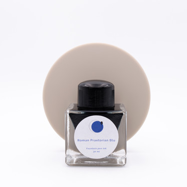 Stilo&Stile Roman Praetorian Blue Ink Bottle 30 ml