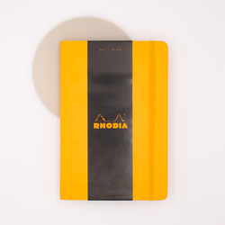 Rhodia Webnotebook A5 Blank Orange