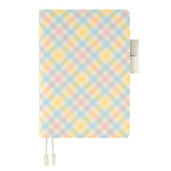 Hobonichi Techo Cousin A5 Bonbon Plaid (Sweet) Set Cover + 2020 Diary