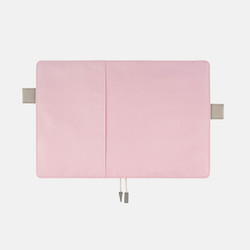 Hobonichi Techo Cousin A5 Marshmallow Set Cover + 2020 Diary