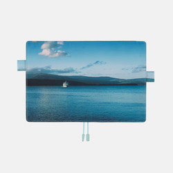 Hobonichi Techo Cousin A5 Hiroshi Hatano: Lake View Set Cover + 2020 Diary